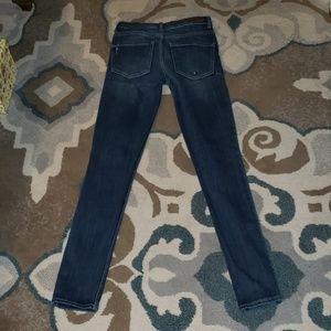 Express Jeans - Express Jean Leggings High Rise